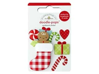 Doodlebug Night Before Christmas Doodle Pops Stocking Stuffers
