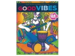 Myka Jelina Good Vibes Coloring Book