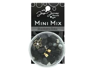 Jesse James Bead Mini Mix Blackberry Baby