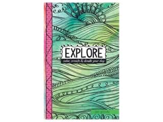 Explore: Color, Create & Doodle your Day Book