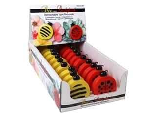 Tacony Tape Measure - Bee & Ladybird 20 pc.