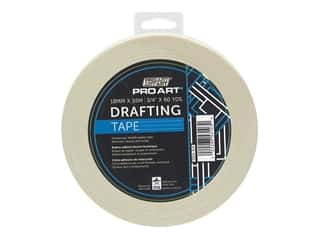 glues, adhesives & tapes: Pro Art Tape Drafting .75 in. x 60 yd