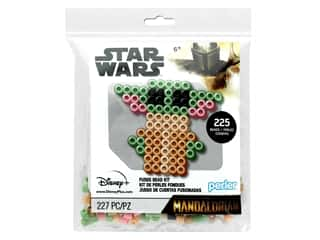 Perler Fused Bead Trial Kit Star Wars The Mandelorian The Child