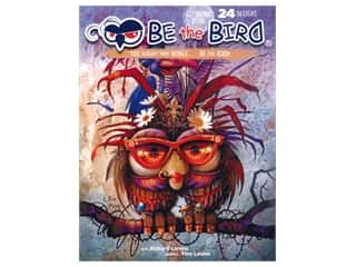 Leisure Arts Be The Bird Coloring Book