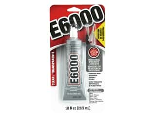 glues, adhesives & tapes: Eclectic E6000 Precision Tip Adhesive 1 oz.