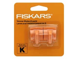 Fiskars Paper Trimmer Cutting Blades - Style K