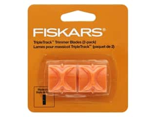 Fiskars Paper Trimmer Blades 2 pc. TripleTrack Style I