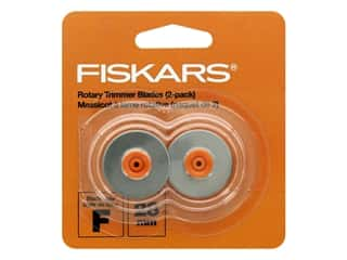 Fiskars Rotary Trimmer Blades 28 mm Style F 2 pc.