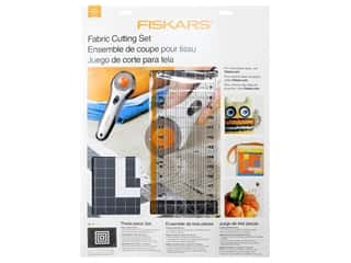 gifts & giftwrap: Fiskars Fabric Cutting Set