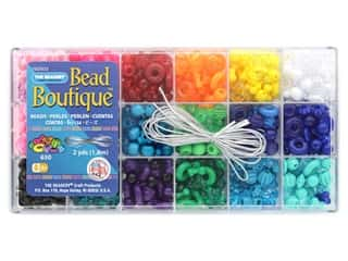 beading & jewelry making supplies: The Beadery Boutique Bead Box