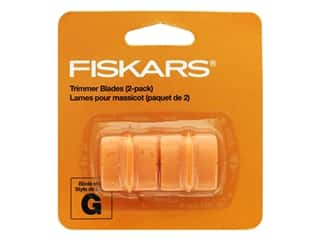 Fiskars Paper Trimmer Blades 2 pc. Style G