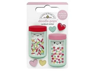 Doodlebug Collection Made With Love Doodle Pops Sprinkle Shoppe