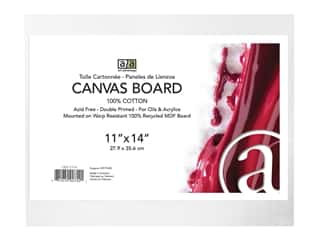 Art Advantage Canvas Board - 11 x 14 in.