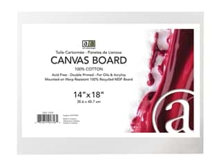 Art Advantage Canvas Board - 14 x 18 in.