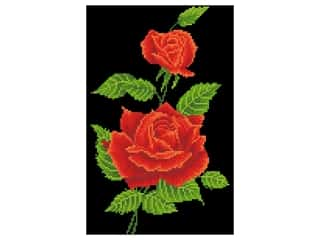 Diamond Dotz Intermediate Kit - Red Rose Corsage