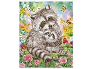 Diamond Dotz Intermediate Kit - Sweet Racoons