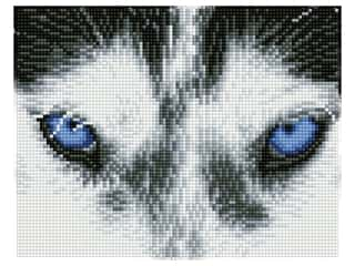 Diamond Dotz Squares Facet Art Intermediate Mystic Husky