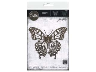 Sizzix Dies Tim Holtz Thinlits Perspective Butterfly