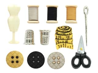 novelties: Jesse James Embellishments - Sewing Room