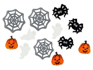 craft & hobbies: Jesse James Embellishments - Things That Make You Go Boo