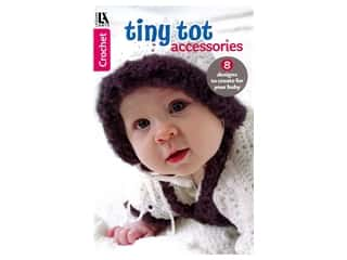 Leisure Arts Tiny Tot Accessories Book