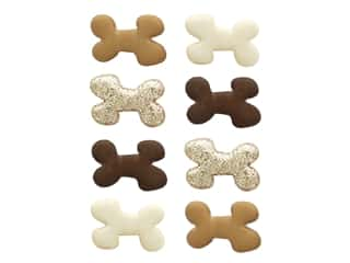 novelties: Jesse James Embellishments - Give a Dog a Bone