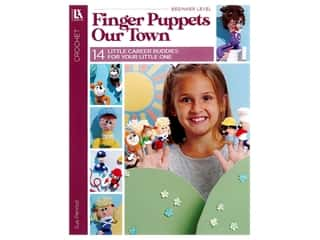 books & patterns: Finger Puppets Our Town Book