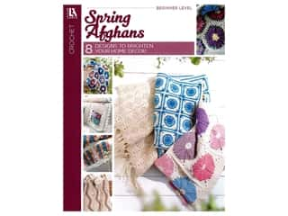 books & patterns: Leisure Arts Spring Afghans Book