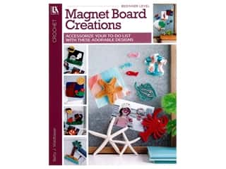 books & patterns: Magnet Board Creations Crochet Book