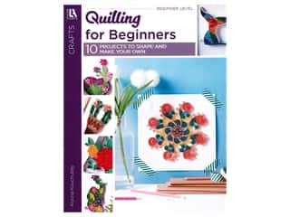 books & patterns: Leisure Arts Quilling for Beginners Book