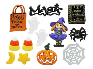Jesse James Embellishments - Spooktacular