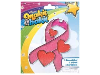 Colorbok Makit & Bakit Suncatcher Kit - Ribbon