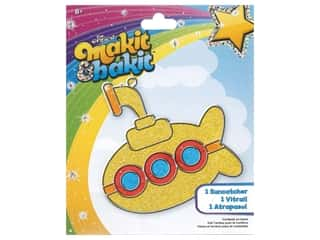 Colorbok Makit & Bakit Suncatcher Kit - Submarine