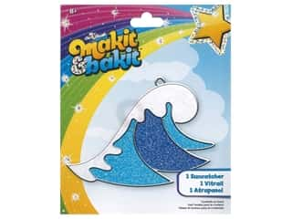 Colorbok Makit & Bakit Suncatcher Kit - Wave