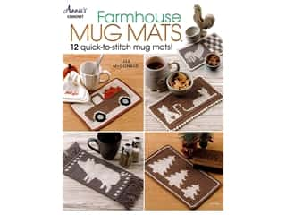 books & patterns: Farmhouse Mug Mats Book