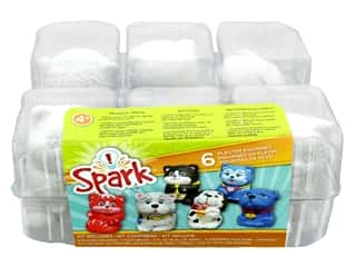 Colorbok Spark Plaster Value Pack - Cats & Dogs