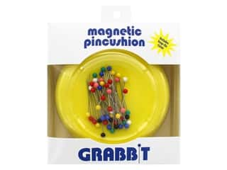 Grabbit Magnetic Pin Cushion - Yellow