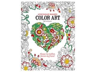 books & patterns: Affectionate Wonders Color Art for Everyone Book