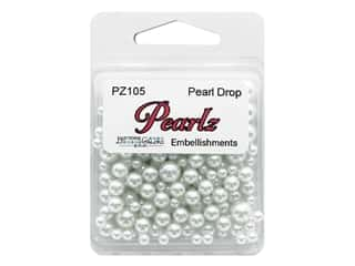 Buttons Galore Pearlz - Pearl Drop (3 sets)