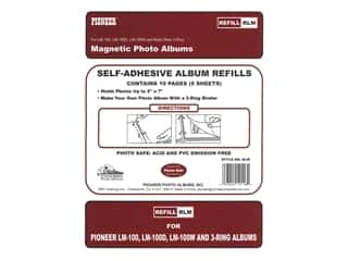 Pioneer Refill Page Magnetic Album LM-100 5 pc.