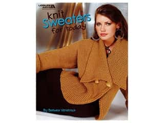 Leisure Arts Knit Sweaters For Today Book