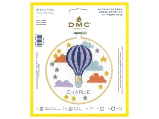 DMC Embroidery Kit Counted Cross Stitch Hello Baby