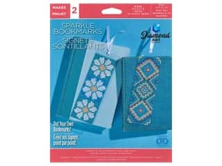 Diamond Art Kit Sparkle Bookmarks
