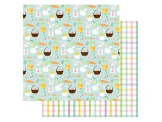 Echo Park Collection Welcome Easter Paper 12 in. x 12 in. Easter Icons (25 pieces)