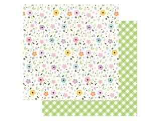 Echo Park Collection Welcome Easter Paper 12 in. x 12 in. Pastel Petals (25 pieces)