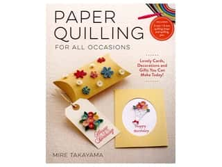 Zakka Workshop Paper Quilling For All Occasions Book