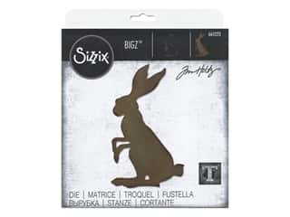 Sizzix Dies Tim Holtz Bigz Mr. Rabbit