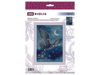 Riolis Cross Stitch Kit Magic Owl