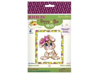 Riolis Cross Stitch Kit Baby Rabbit