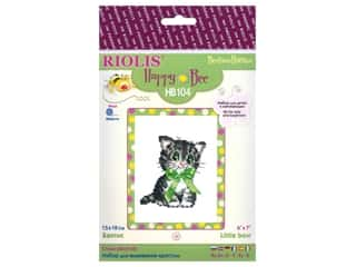 Riolis Cross Stitch Kit Bow